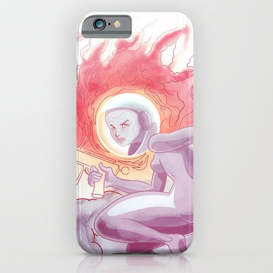 Somewhere in Space iPhone & iPod Case