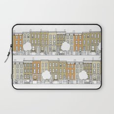 Blocks of Brooklyn (color) Laptop Sleeve
