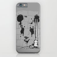 iPhone & iPod Case featuring Self Portrait by nicebleed