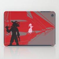 a piratical diversion iPad Case