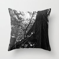 Fundation No.1 Throw Pillow