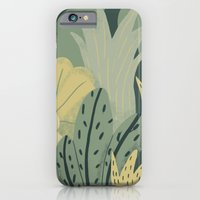 iPhone & iPod Case featuring greenery by .eg.