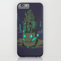iPhone & iPod Case featuring City Top by Nick Volkert