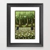 Pixel Art Series 11 : TH… Framed Art Print