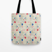 The Elephant in the Room -- Whimsical Nursery Art and Decor Tote Bag