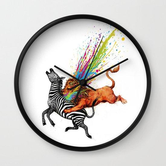 Kill Monotony Wall Clock