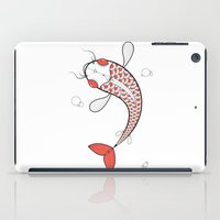 Carp iPad Case