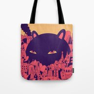 Tote Bag featuring Borosanna by Wilmer Murillo