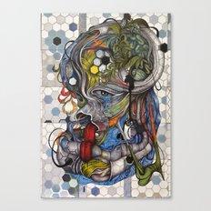 -.O Canvas Print