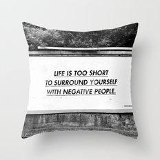 BILLBOARD FANTASIES #5 Throw Pillow