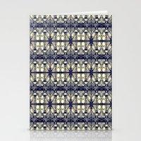Headhunter Pattern Stationery Cards
