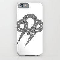 iPhone & iPod Case featuring LightningII by Heiko Hoos