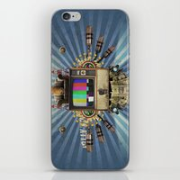 The  Television Will Not… iPhone & iPod Skin