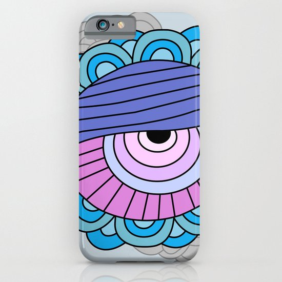 eye clumps iPhone & iPod Case