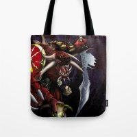 One Misunderstood Monster Tote Bag