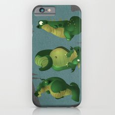 3 dragons in a cave iPhone 6s Slim Case