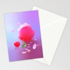 Sakura Dino Stationery Cards