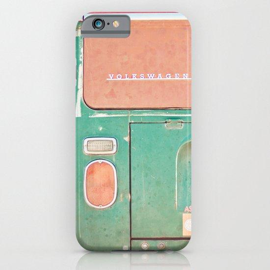 Beach Wagon iPhone & iPod Case