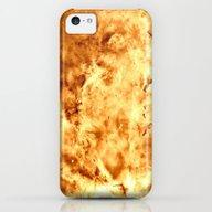 Gold iPhone 5c Slim Case