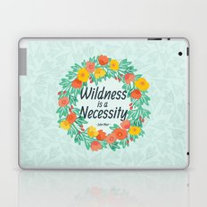Floral Wildness Laptop & iPad Skin