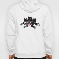 Cat Feast Hoody