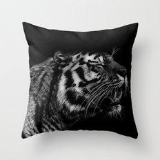 Your Gonna Hear me Roar Throw Pillow