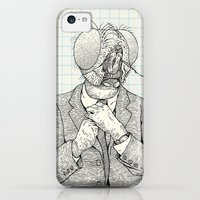 iPhone 5c Cases featuring The Fly by Andrew Henry