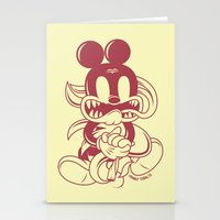 Junkie Mouse Stationery Cards
