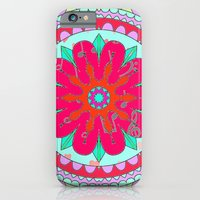 iPhone & iPod Case featuring Flower of Spring by Pink grapes
