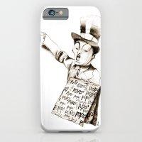 the POPO' paperboy iPhone 6 Slim Case