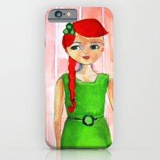 Pet slug iPhone 6s Slim Case