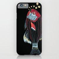 Happy New Fish  iPhone 6 Slim Case