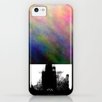 iPhone Cases featuring Sailor GhostBabe by Abominable Ink