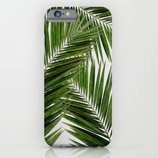 Palm Leaf III iPhone 6 Slim Case