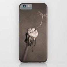 Dancing Dandilion. Slim Case iPhone 6s