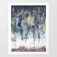 Weather Explorations 1 Art Print
