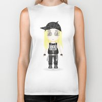G-Dragon One of a Kind Biker Tank