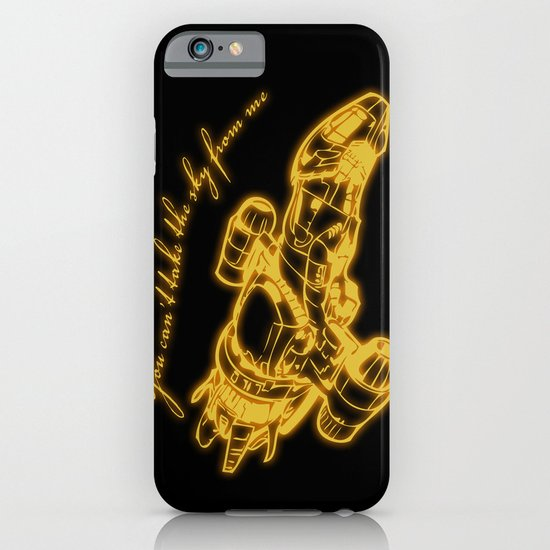 Can't take the sky from me iPhone & iPod Case