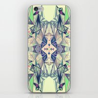 Kaleidoscope II iPhone & iPod Skin