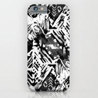 Ikat #5E iPhone 6 Slim Case
