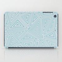 Ab Geo Salt Water iPad Case