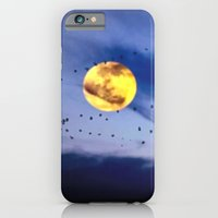 On A Left Along The Moon… iPhone 6 Slim Case