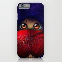 Hiding.  iPhone 6 Slim Case
