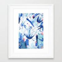 Pattern 28 Framed Art Print