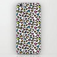 Crazy Leopard iPhone & iPod Skin