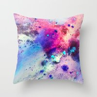 760 Throw Pillow