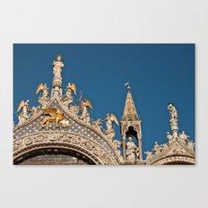 San Marco Basilica Canvas Print