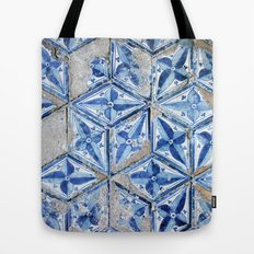 Tiling with pattern Tote Bag