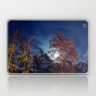 Moon Rising Laptop & iPad Skin