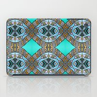 Creole Woman in Mint iPad Case
